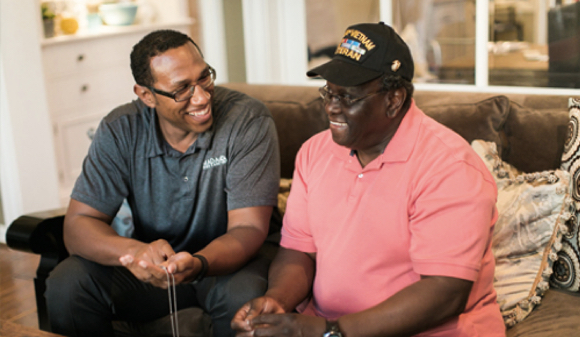 We Serve Our Veterans - Senior In-Home Care