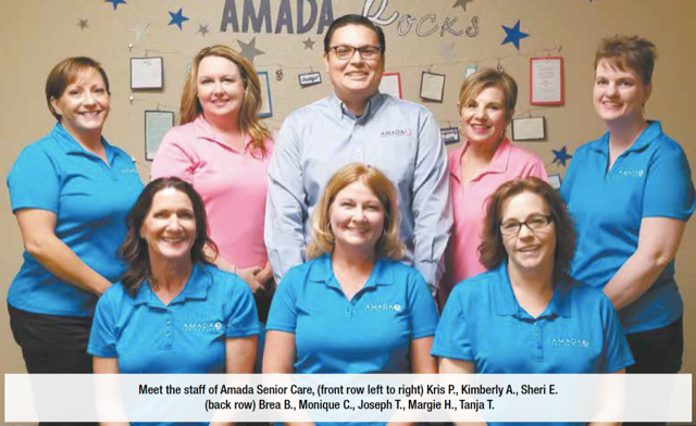 Amada Senior Care AZ Team